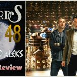 "Talking Timelords Ep. 48: ""Asylum of the Daleks"" Story Review"