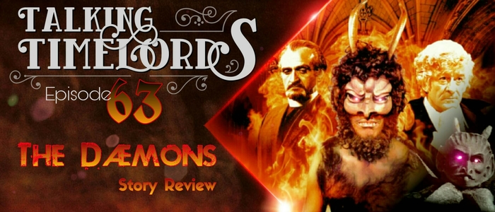 Talking Timelords Ep. 63: The Daemons